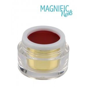 UV Gel Rojo Sangre 5 ml