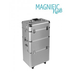 Maletin para manicura profesional portatil con ruedas - Maletin herramientas con ruedas ...