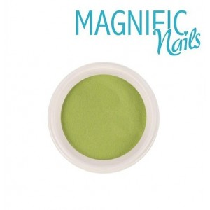 Polvo Acrilico Verde Pera de 10 g