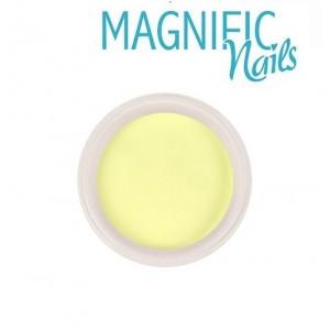 Polvo Acrilico Amarillo Pastel de 10 g