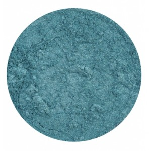 Pigmento Efecto Espejo Verde Esmeralda