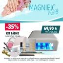 Kit Basico de  uñas de gel